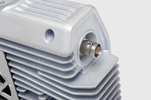 Hytera MD655 Antennenanschluss