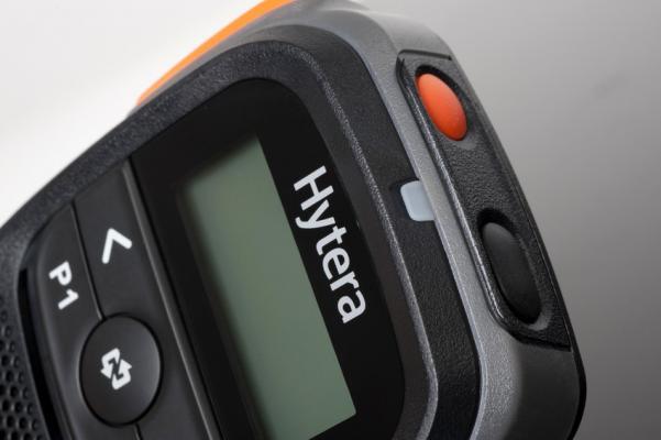 Hytera MD655 Handbedienteil