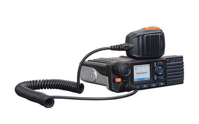 Digitales Mobilfunkgerät Hytera MD785