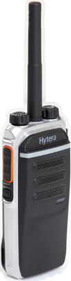 Hytera PD605 vorne links
