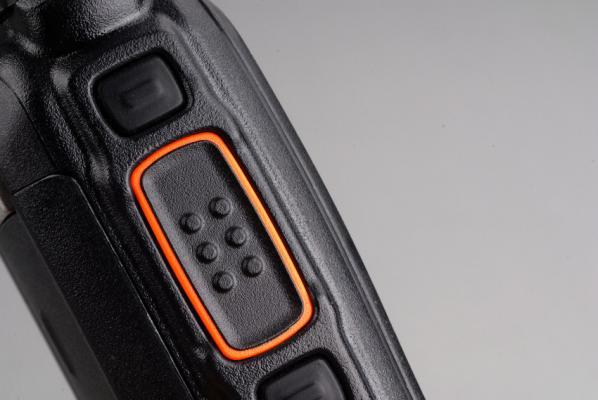 Hytera PD705 Detail